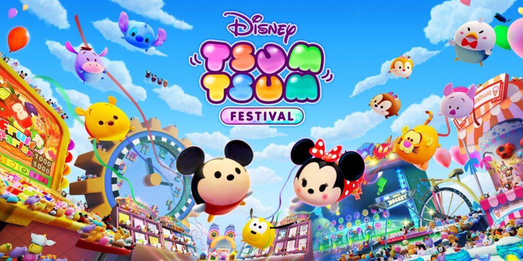 [Review] Disney TSUM TSUM FESTIVAL – Nintendo Switch