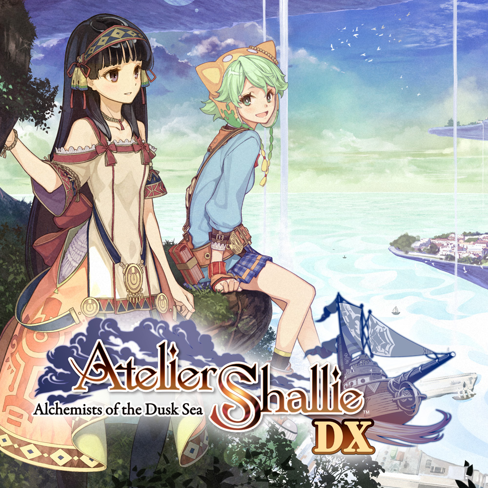 [Review] Atelier Shallie: Alchemists of the Dusk Sea DX – Nintendo Switch