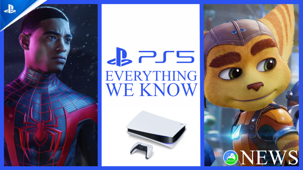 [News] Everything we know about the PS5