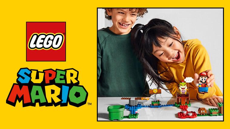 [Review] LEGO Super Mario