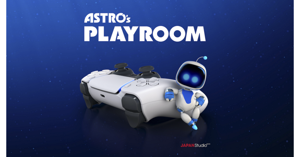 [Review] Astro's Playroom – Playstation 5