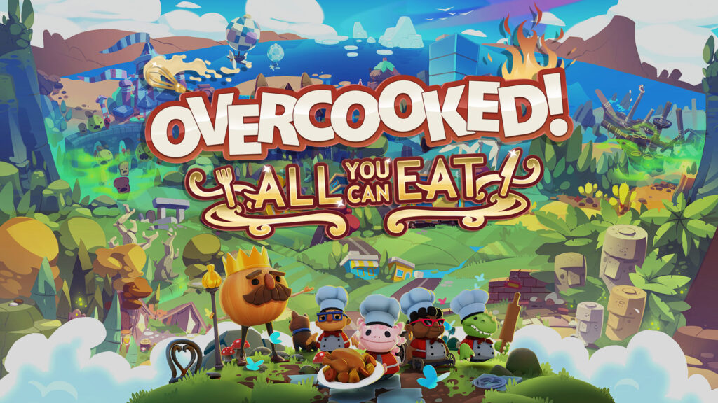 [Review] Overcooked! All You Can Eat – Playstation 5 / Xbox Series X/S