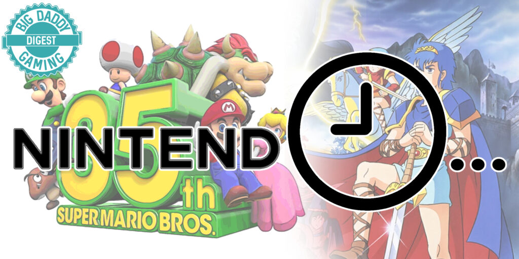 [Nintendad Coffeehouse] What is it with Nintendo's love of FOMO?