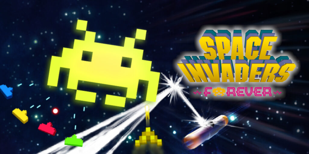 [Review] Space Invaders Forever – Nintendo Switch