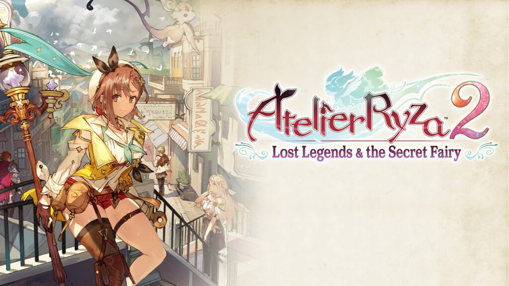 [Review] Atelier Ryza 2: Lost Legends & the Secret Fairy – Nintendo Switch