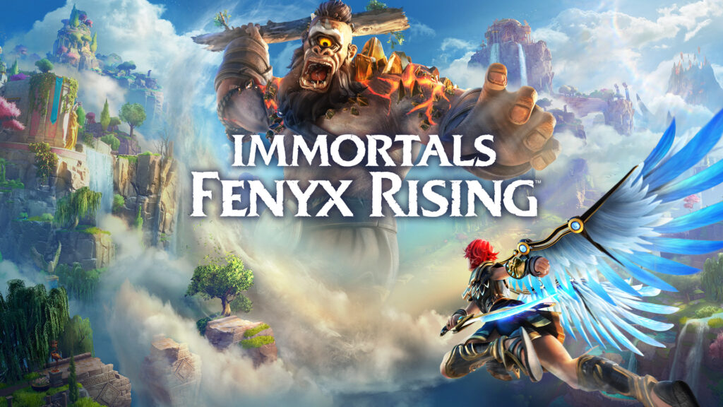[Review] Immortals: Fenyx Rising – Playstation 5