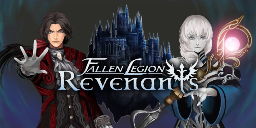 [Review] Fallen Legion Revenants – Nintendo Switch