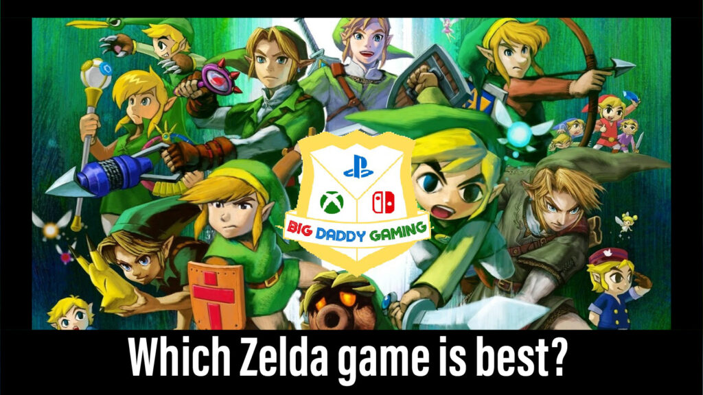 Which Zelda is the best? – a list