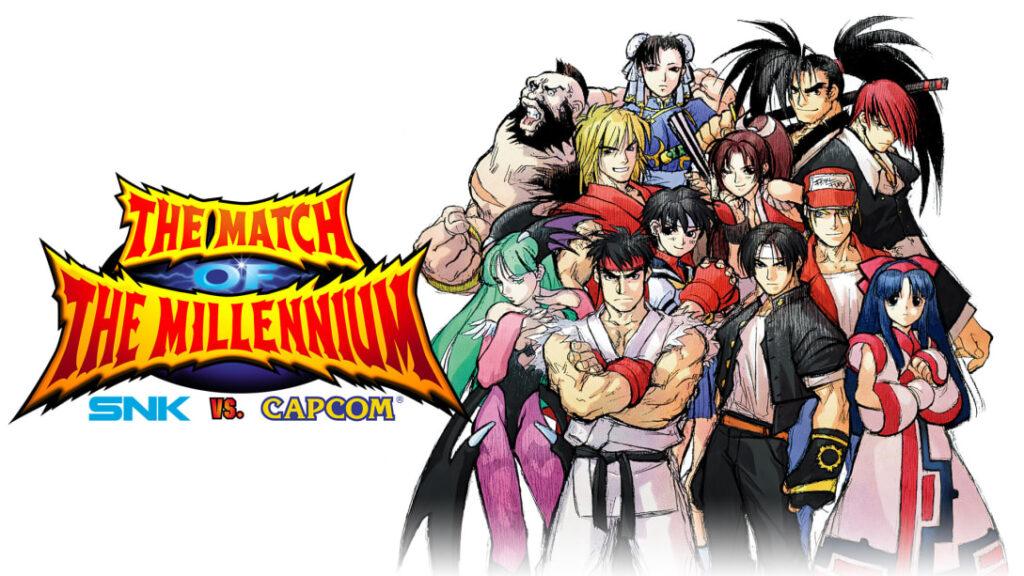 SNK Vs. Capcom: Match of the Millennium | Review | Nintendo Switch