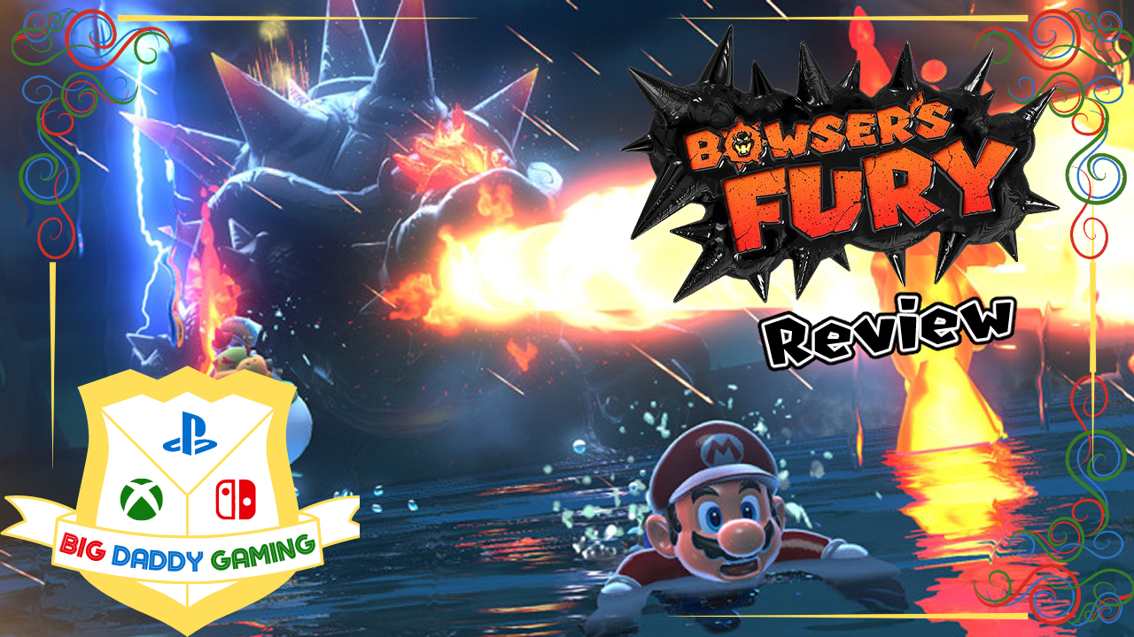 Bowsers fury switch review
