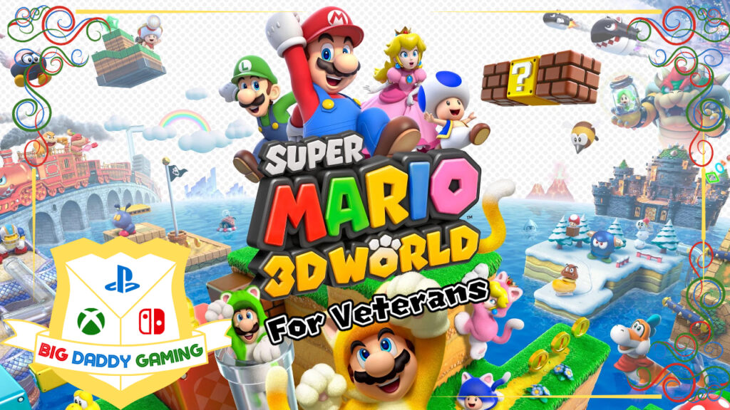 [Review] Super Mario 3D World For Veterans – Nintendo Switch