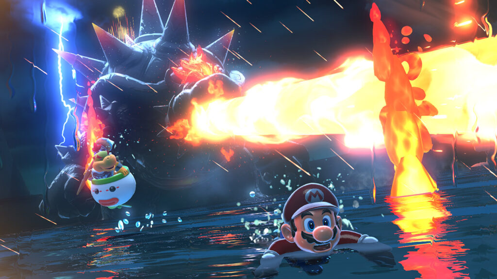 Bowser's Fury Switch review