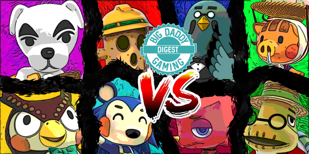 Animal Crossing Battle Royale | Big Daddy Digest