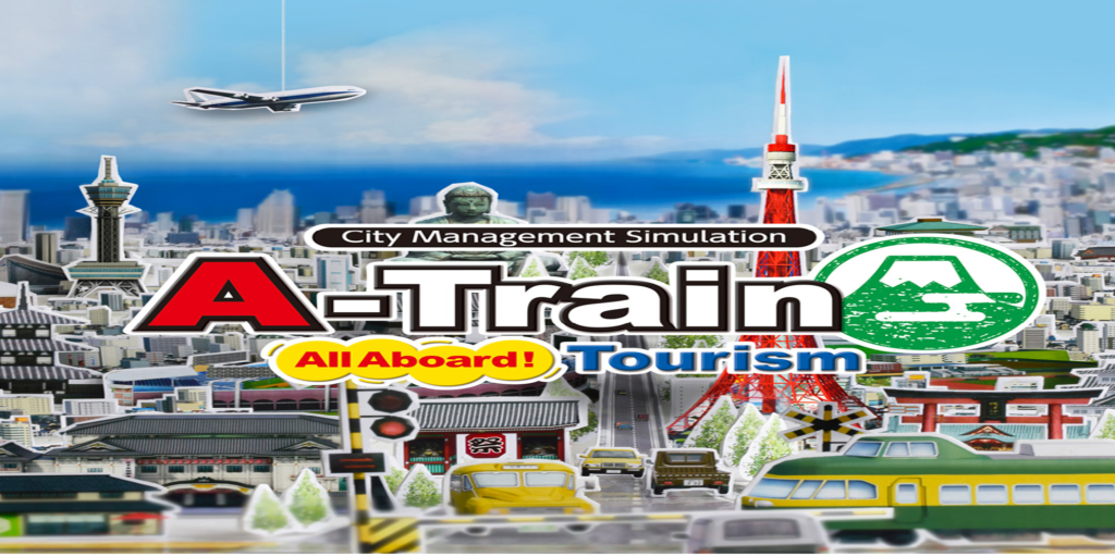 A-Train: All Aboard! Tourism | Review |  Nintendo Switch