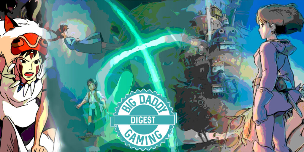 Shared Art Between Ghibli and Breath of the Wild | Big Daddy Digest