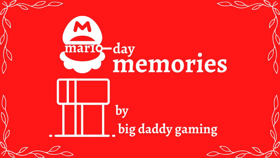 Mar10 Memories