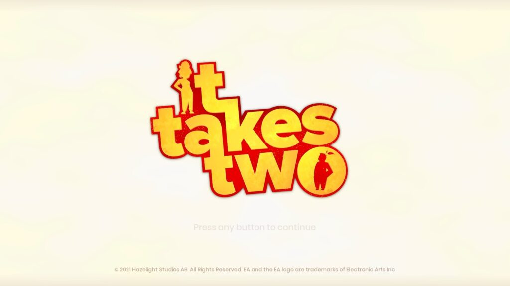 It Takes Two Review