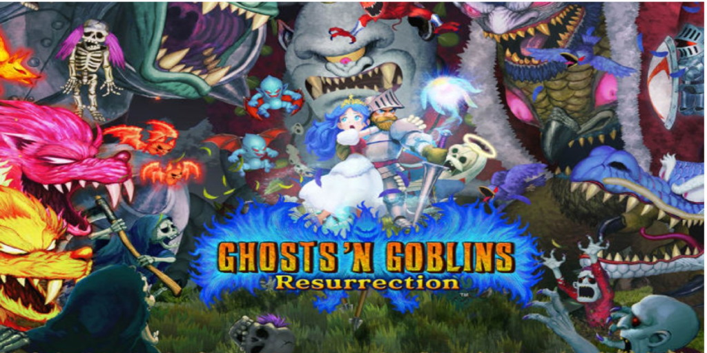 Ghosts 'n Goblins Resurrection | Review | Nintendo Switch