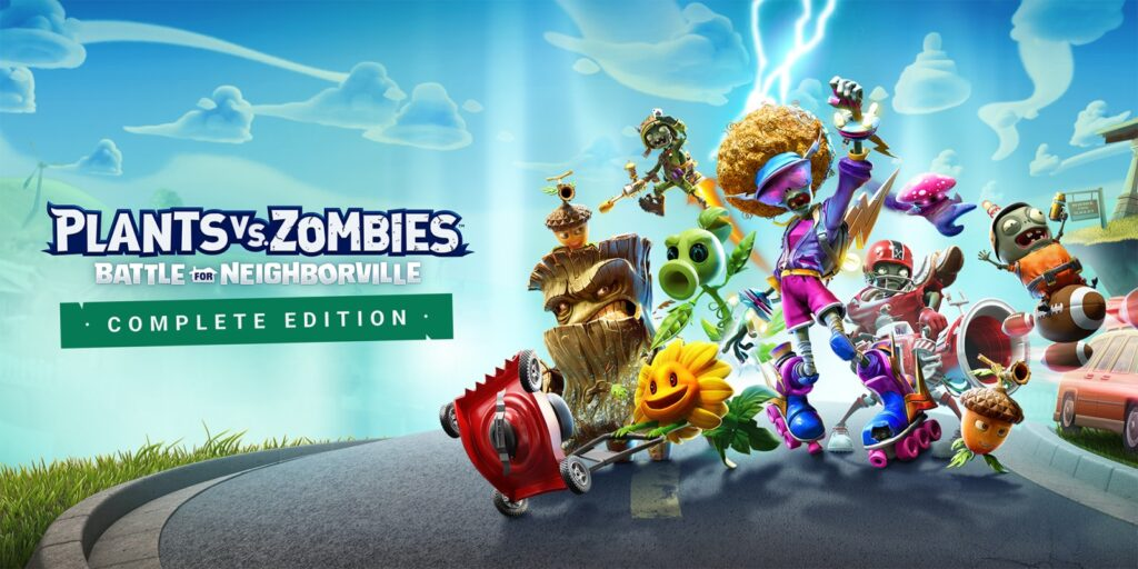 Plants vs. Zombies: Battle for Neighborville Complete Edition | Review | Nintendo Switch