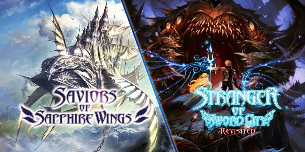 Saviors of Sapphire Wings | Review | Nintendo Switch