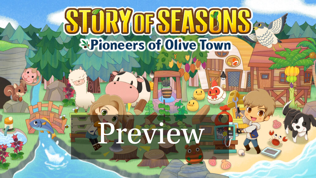 Olive Town | The Life of a Pioneer | Preview