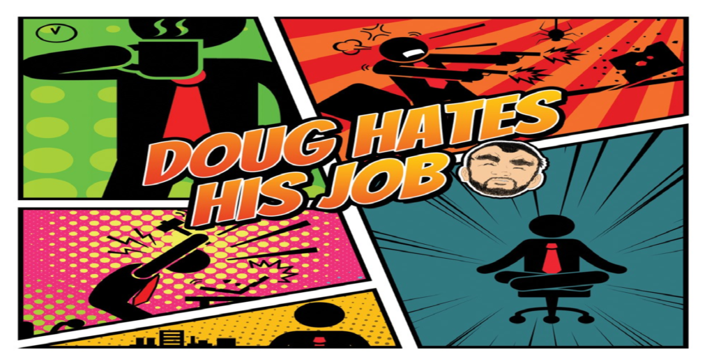 Doug Hates His Job | Review |  Nintendo Switch