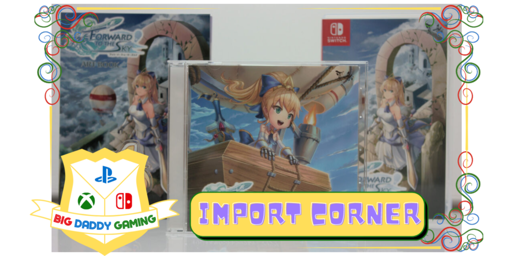 Import Corner | Forward To The Sky Special Edition | Nintendo Switch