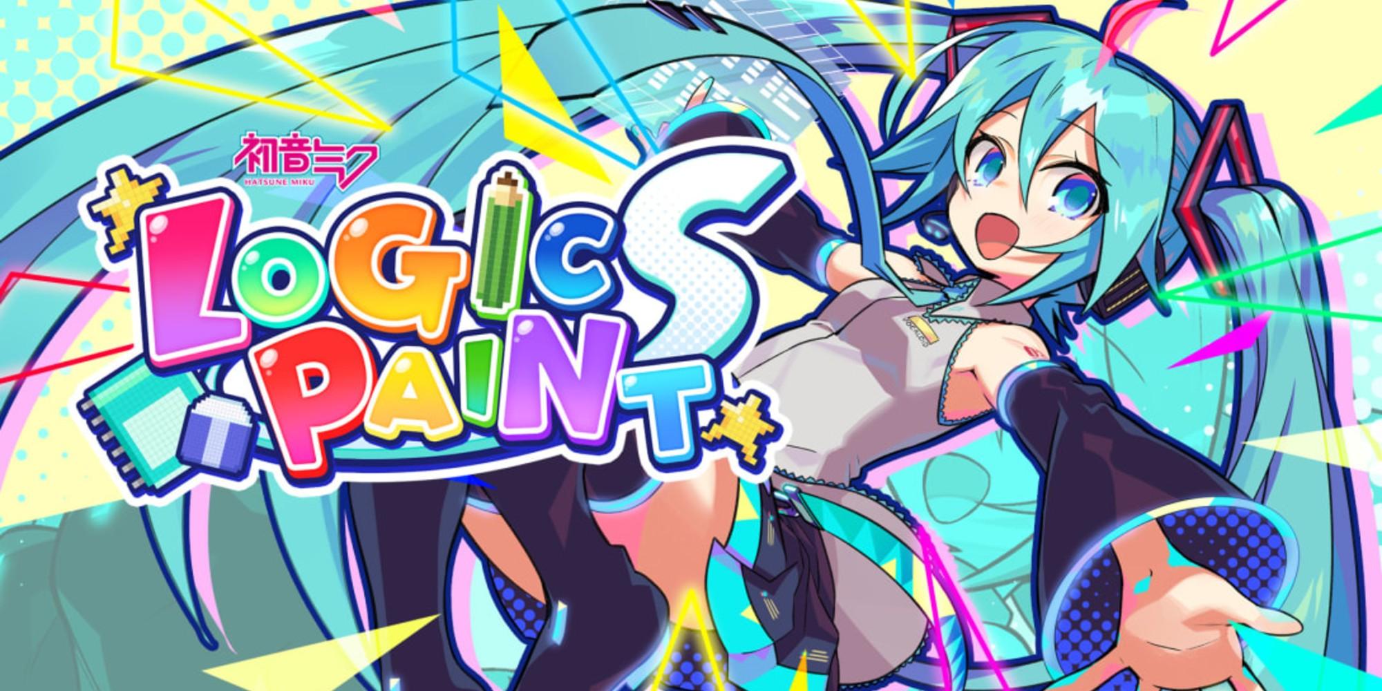 Hatsune Miku Logic Paint S Review