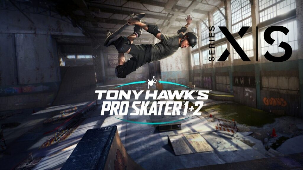 Tony Hawk's Pro Skater 1 & 2 | Review | Xbox Series S