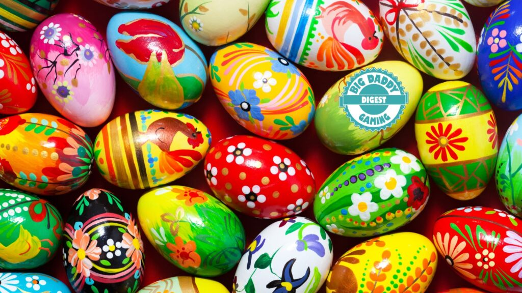 Video Game Easter Eggs | BDG Favorites