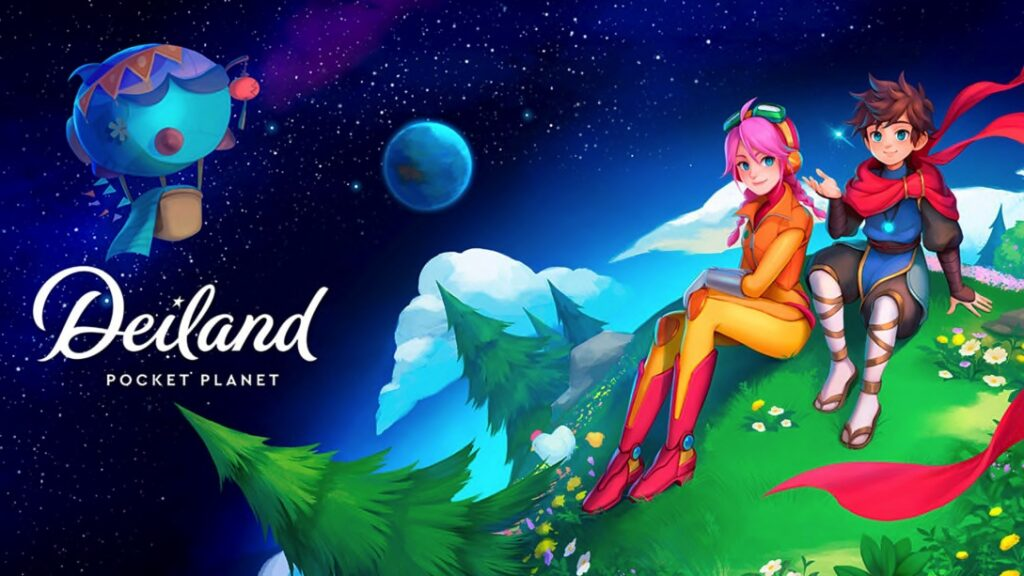 Deiland: Pocket Planet Edition | Review | Nintendo Switch