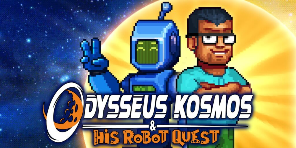 Odysseus Kosmos and his Robot Quest | Review | Nintendo Switch