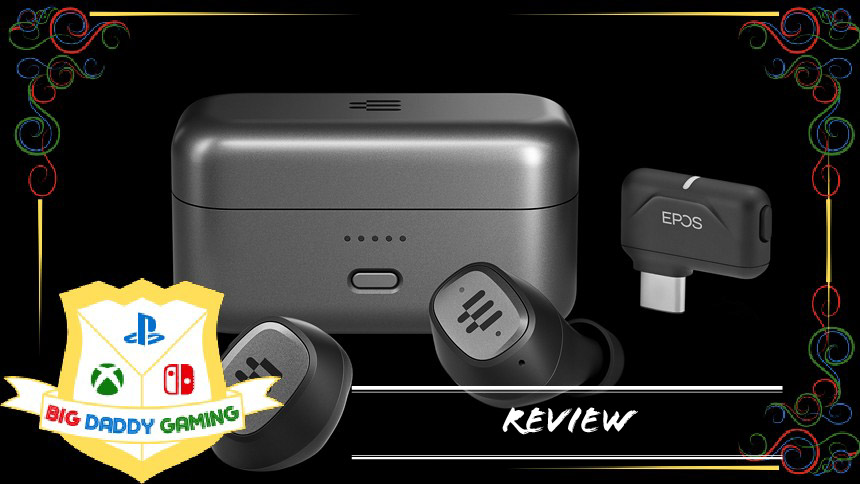 Epos GTW 270 | Review | Accessory