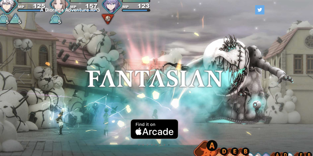 FANTASIAN | Review | Apple Arcade