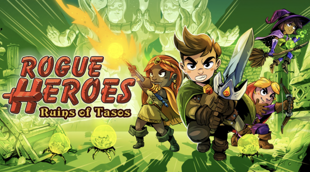 Rogue Heroes: Ruins of Tasos | Review | Nintendo Switch
