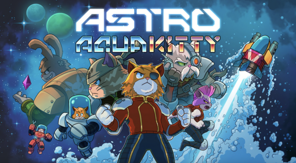 Astro Aqua Kitty | Review | Nintendo Switch