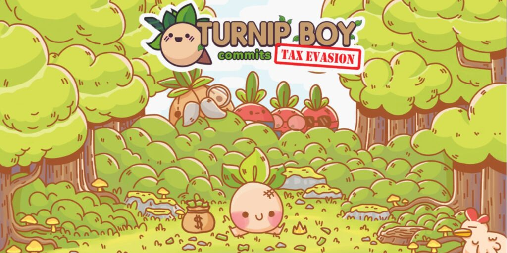 Turnip Boy Commits Tax Evasion | Review | Nintendo Switch