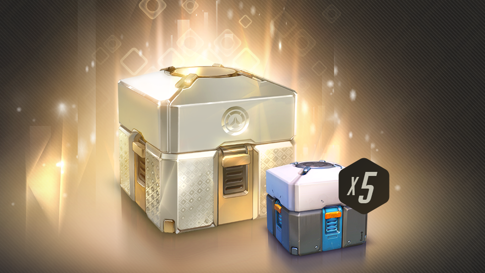 Mental Health and Video Games Loot boxes