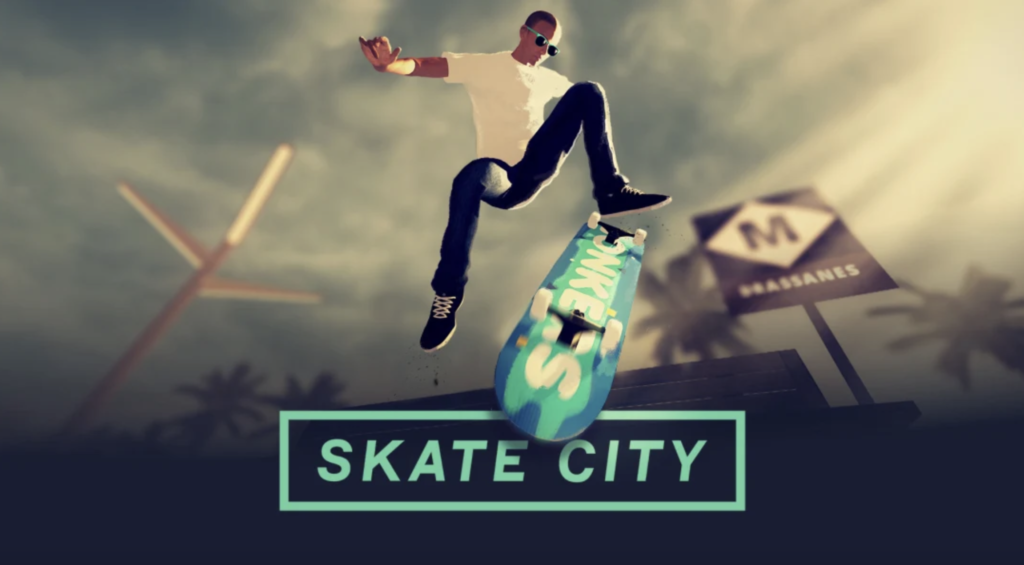 Skate City | Review |  Nintendo Switch