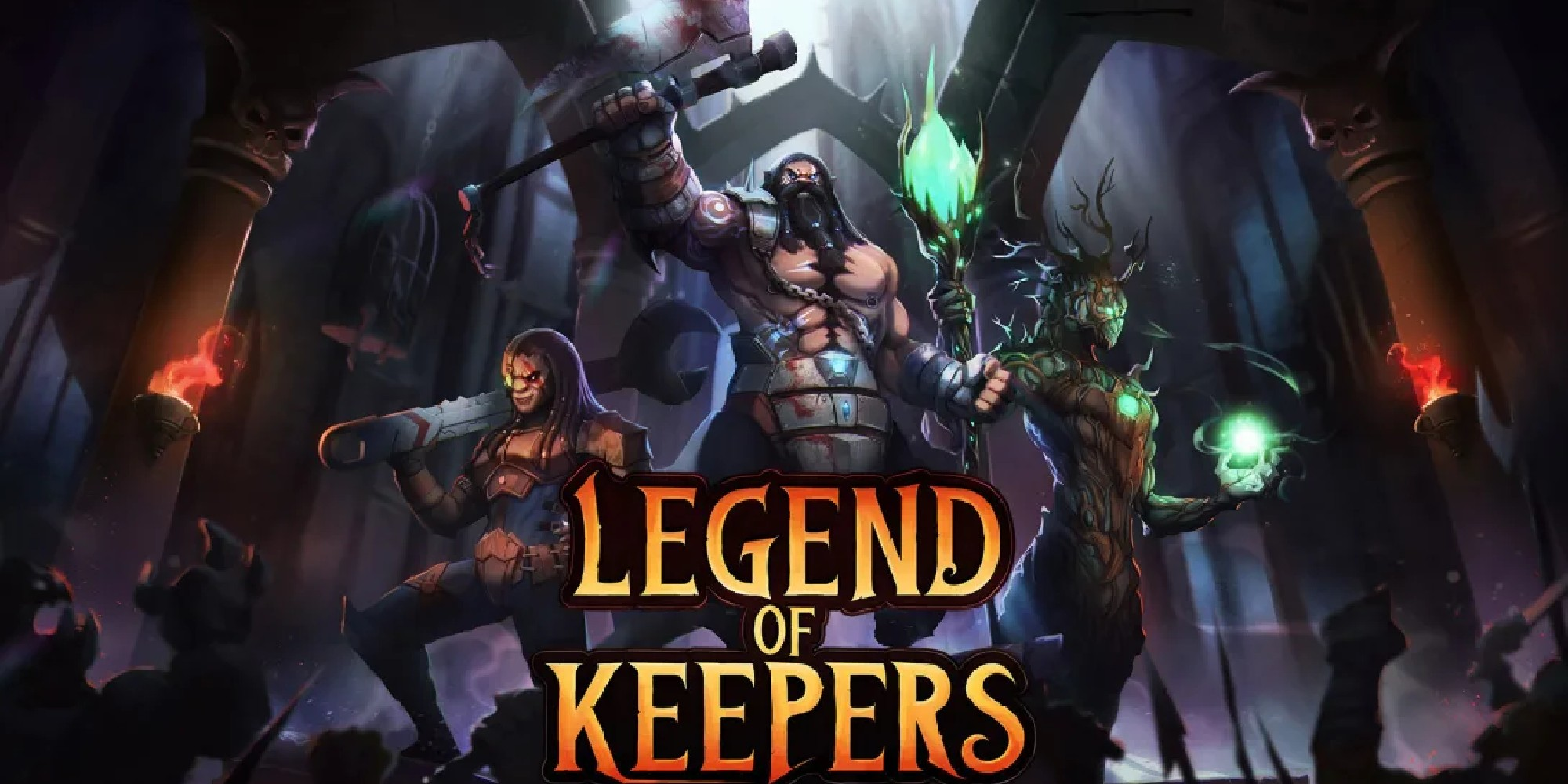 Legend of Keepers Review