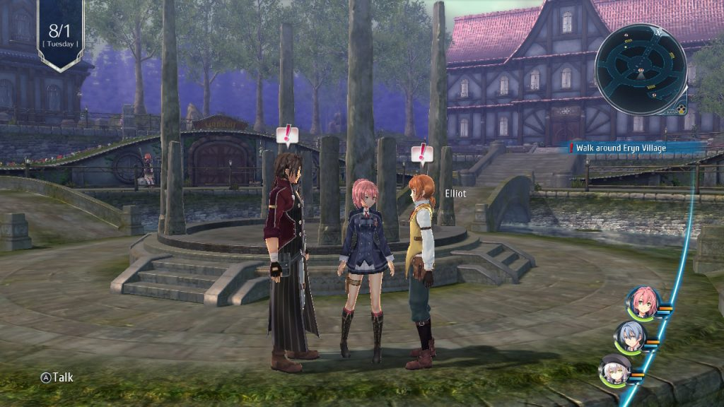 Trails of Cold Steel iv switch review