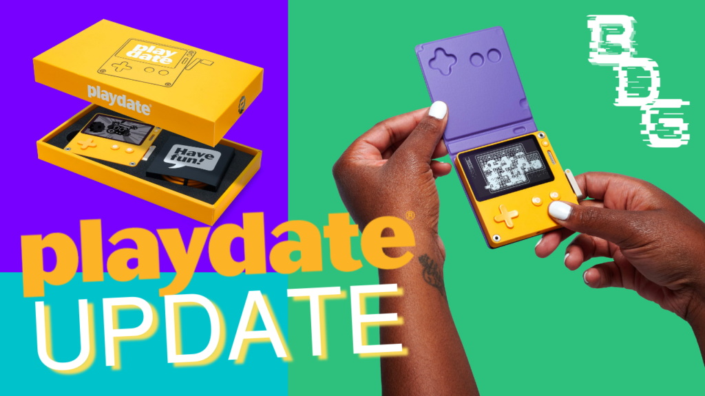 Playdate Update | Preview