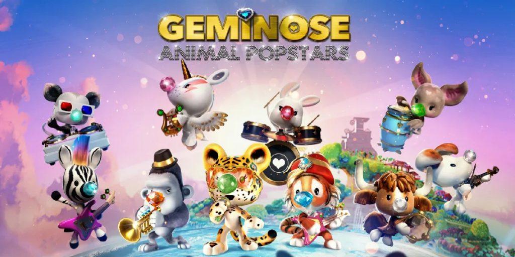 Geminose: Animal Popstars | Review | Nintendo Switch