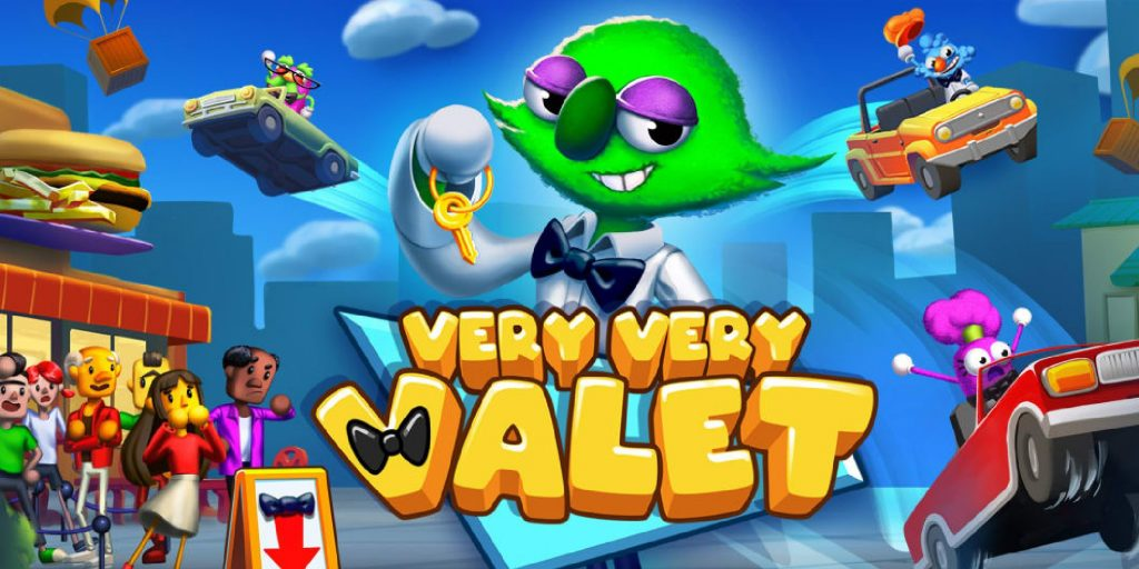 Very Very Valet | Review | Nintendo Switch