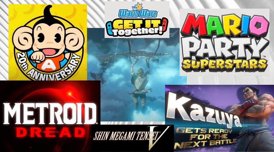 Postmortem of Nintendo Direct E3 2021