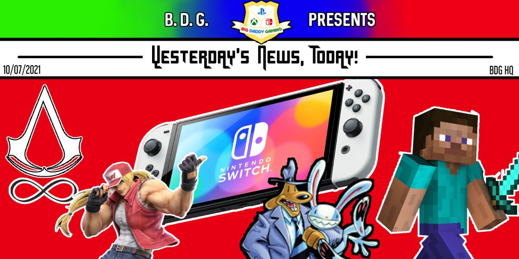 Yesterday's News Today | Nintend-Oh No…