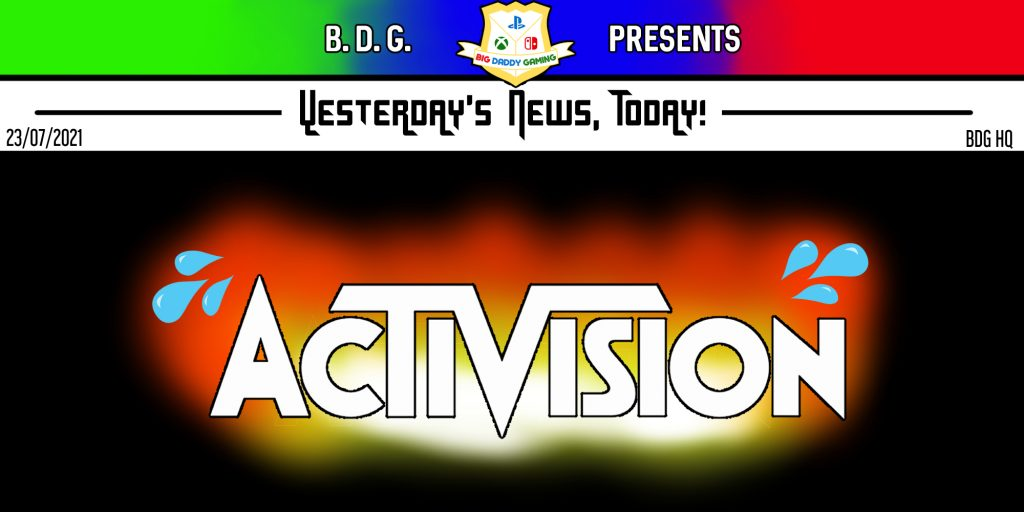 Yesterday's News Today | Activision vs EA, And It's Close