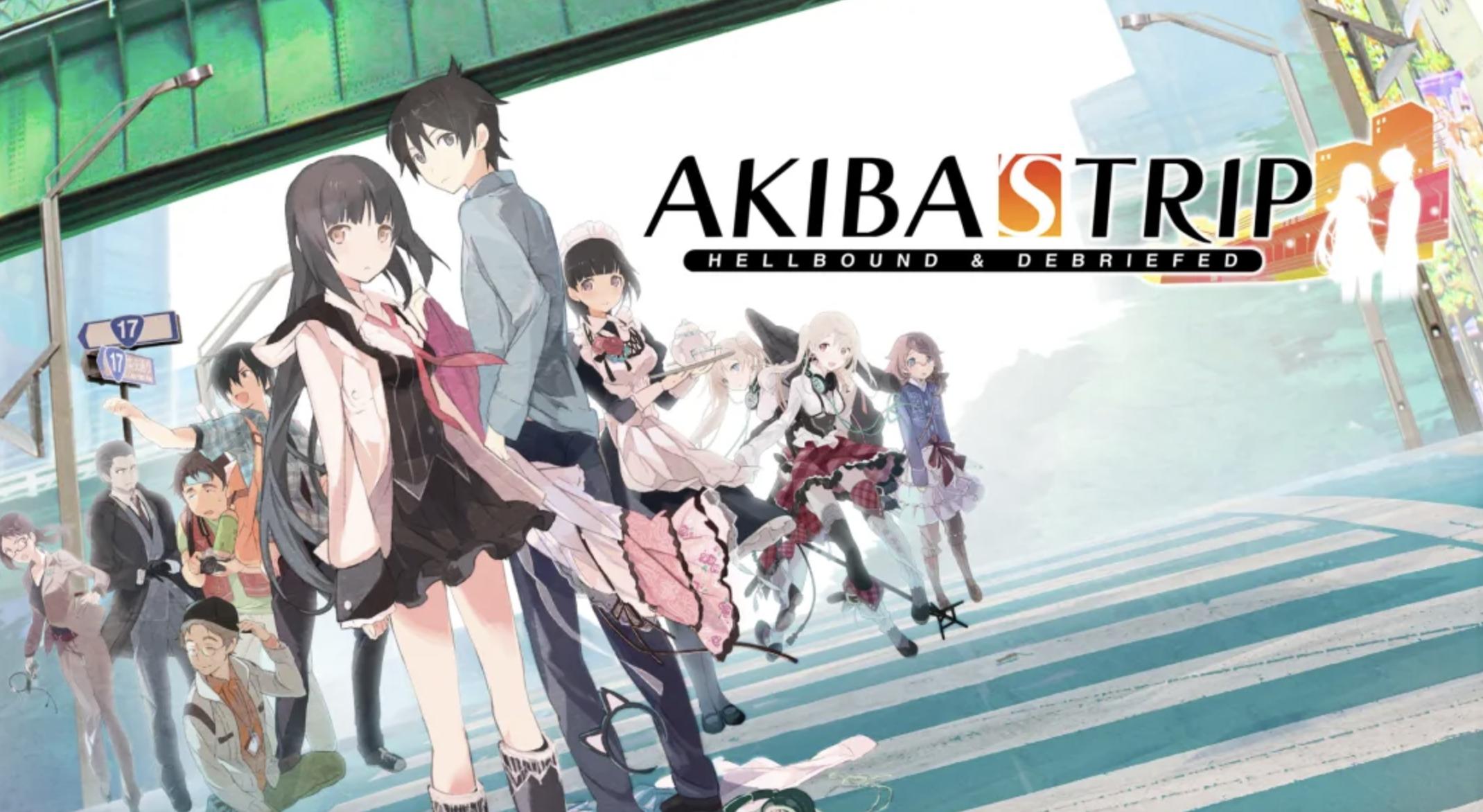 Akiba's Trip Review