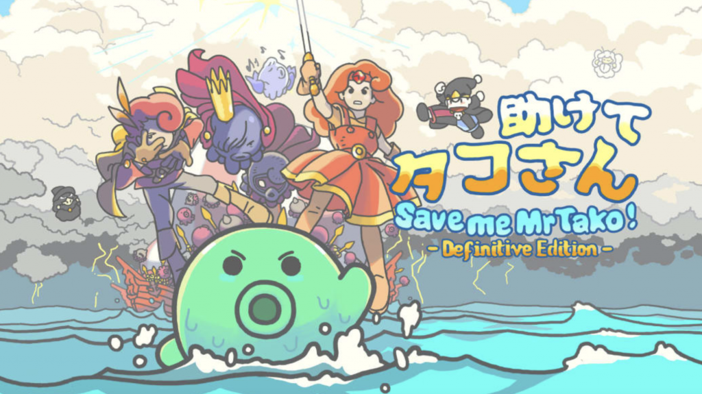 Save Me Mr Tako: Definitive Edition | Review | Nintendo Switch