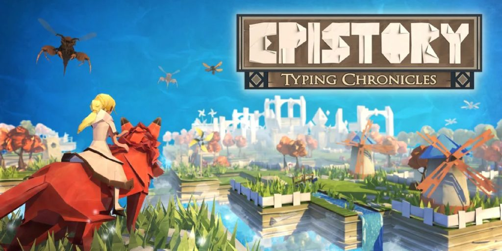 Epistory – Typing Chronicles | Review | Nintendo Switch